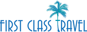 First Class Travel logo
